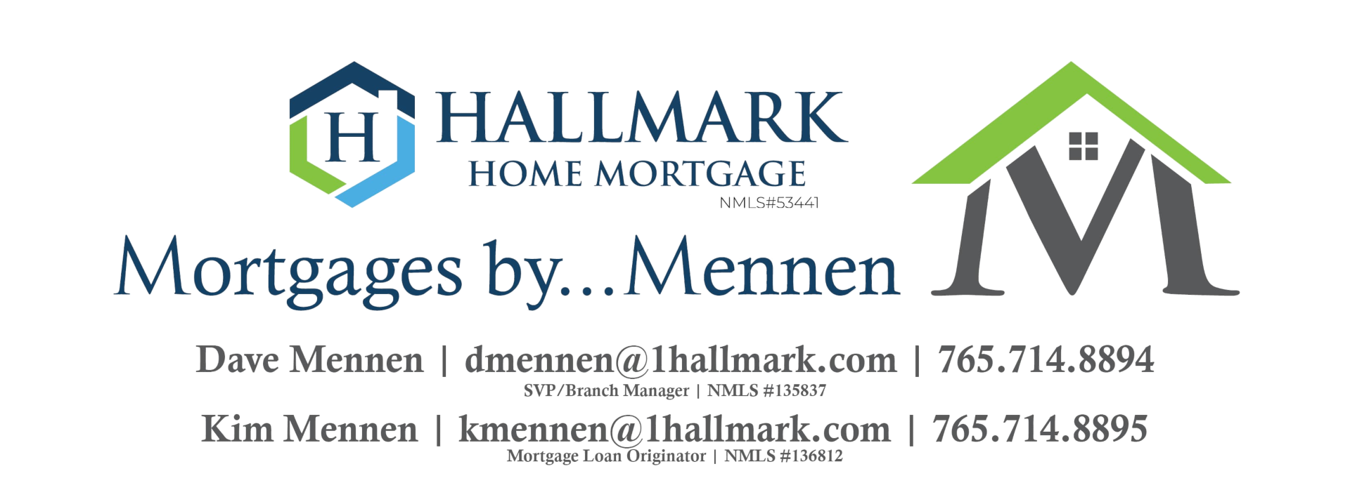 Hallmark Home Mortgage By Mennen