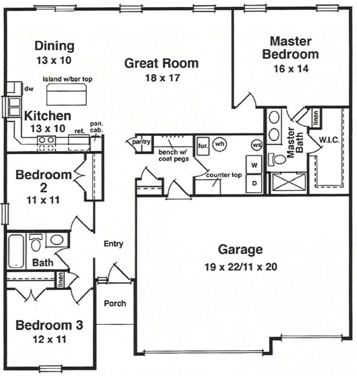 Grissom - Floor 1
