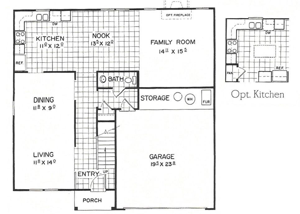 Sycamore - Floor 1