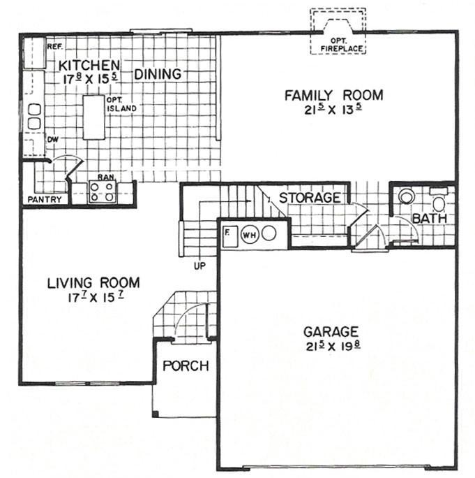 Tecumseh - Floor 1