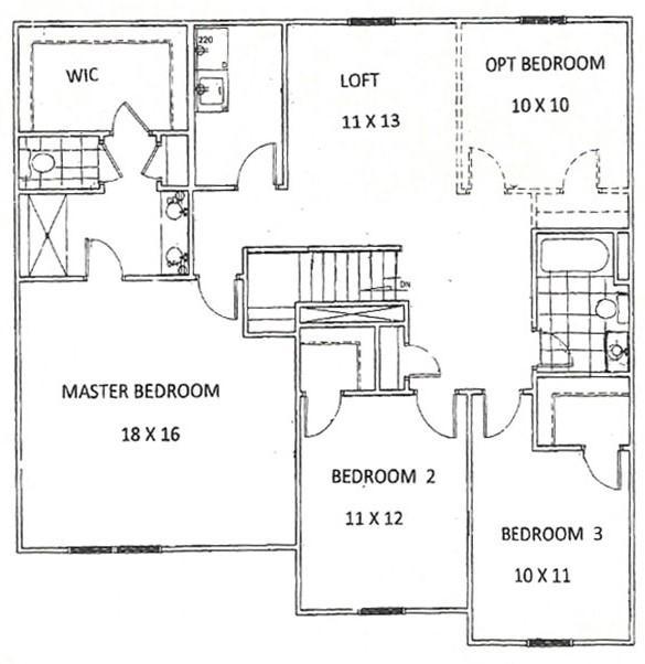 Tecumseh - Floor 2
